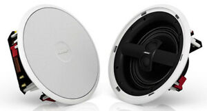Bose Virtually Invisible 791 II In-Ceiling Speaker Series II ( Pair, White)