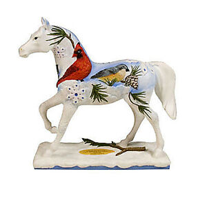 NEW-IN-BOX-Trail-of-the-Painted-Ponies-12272-LE-WINTER-SONG-PONY-Horse-Figurine
