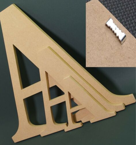 PAINTING and WALL READY AVAILABLE Wooden letters-MDF Hand made-4 sizes-Georgia