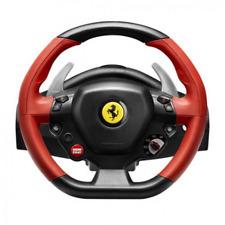 Xbox One Steering Wheel Racing Gaming Simulator Cockpit Ferrari 458 Paddle Drive