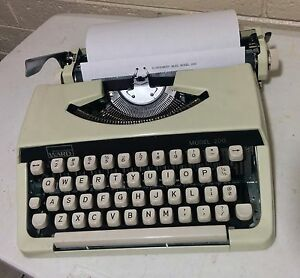 Typewriter services lyer