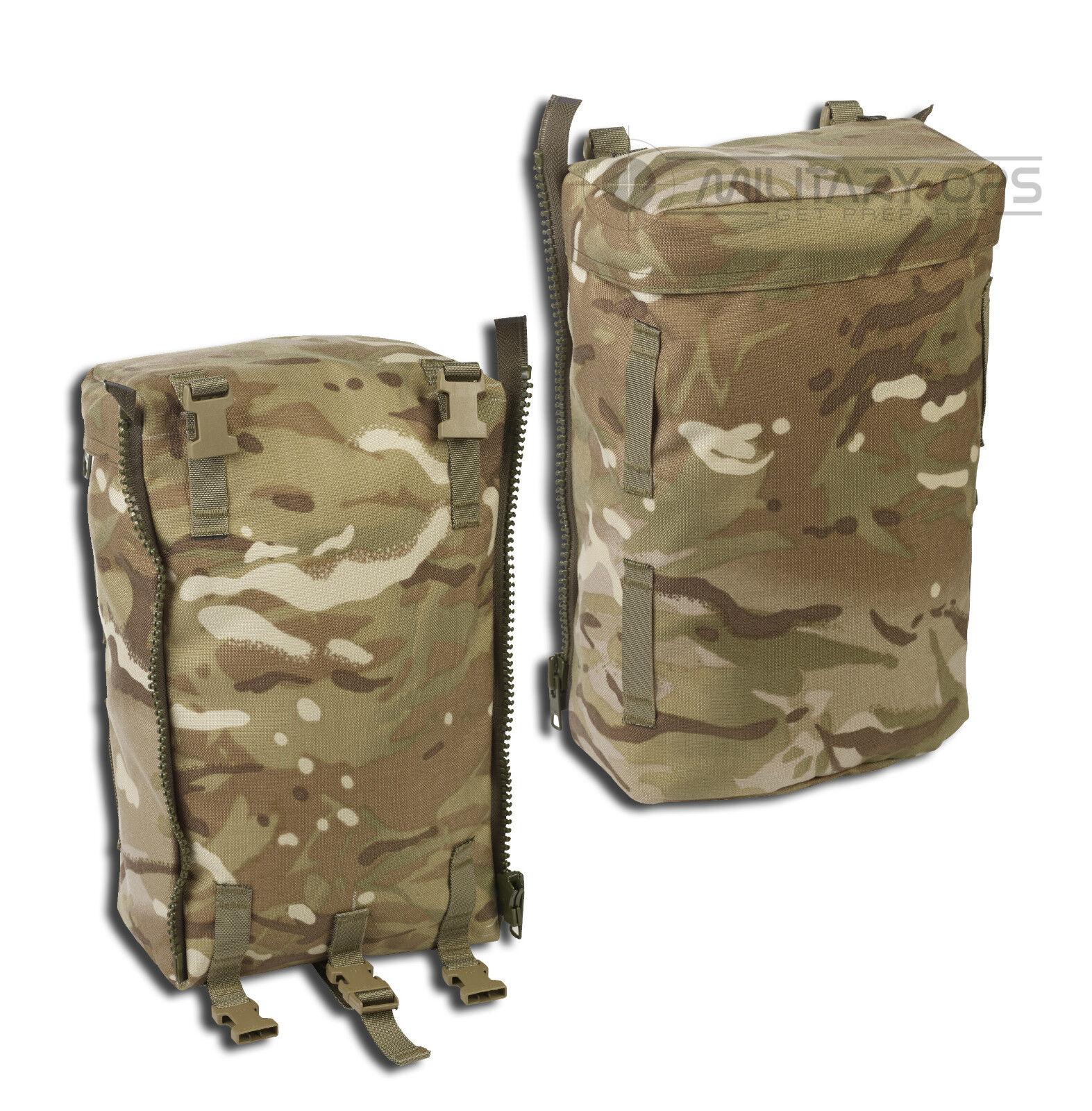 Plce Bergen Bolsillos Laterales Nuevo Camuflaje Mtp Multicam Ejército Militar