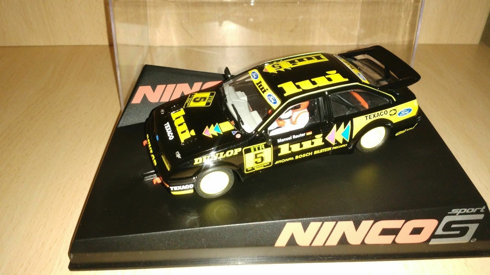 Scalextric Ninco ford sierra Lui