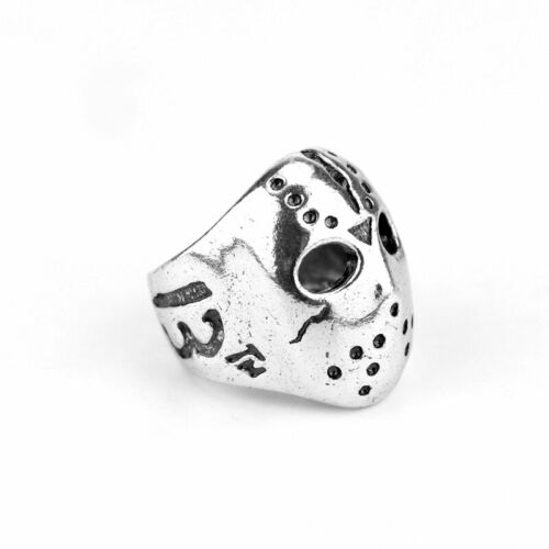 Jason Friday the 13th Ring Choix Nouveau