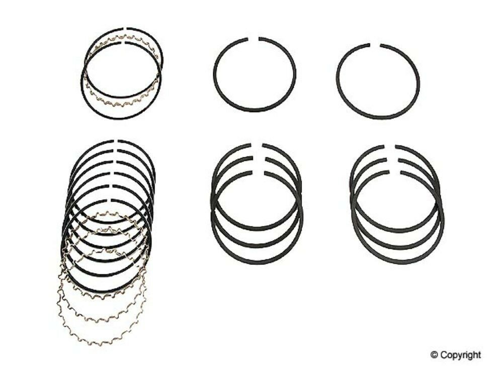 Engine Piston Ring Set Grant Engine Piston Ring Set Wd Express 061
