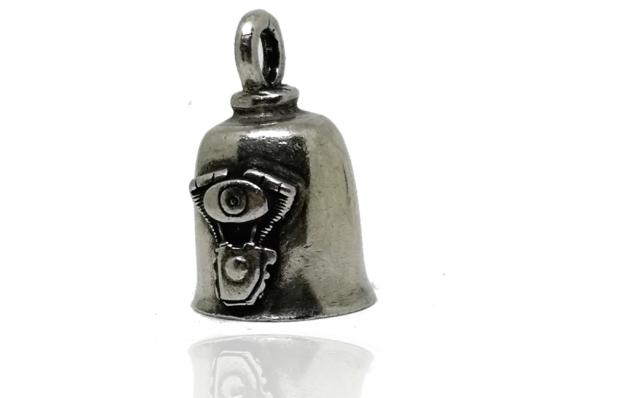 Guardian/® Gremlin Cloche de motard celtique en forme de c/œur