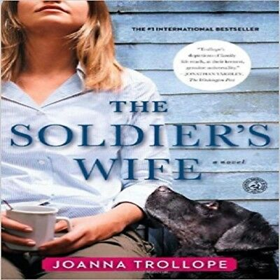 The Soldier's Wife by Joanna Trollope (2012, Paperback) International Bestseller
