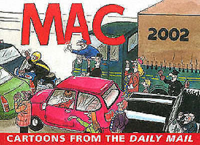 Good, Mac 2002: Cartoons from the Daily Mail, McMurtry, Stan, Book