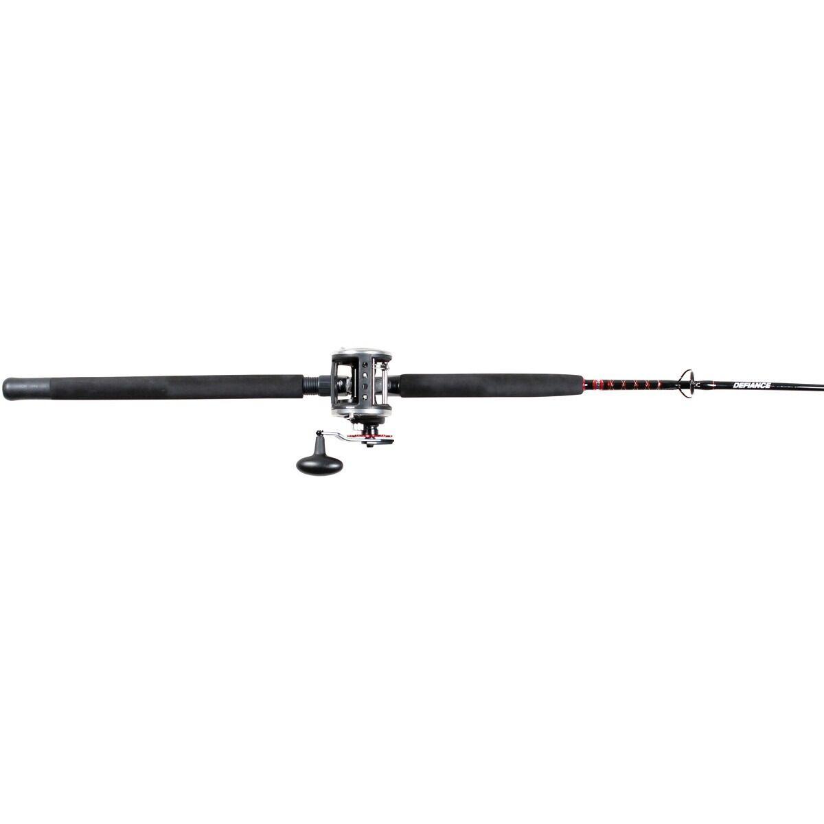 Penn Defiance Overhead 5'6'' 1 Piece 10-15KG Rod Only + Brand New + Warranty