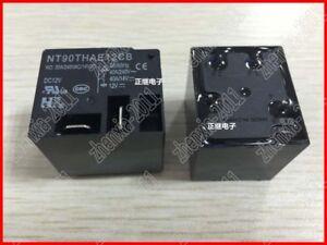 NT90THAE12CB DC12V 40A Power Relay T91 5 Pins x 10pcs