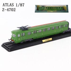 HO-1-87-Atlas-l-039-automtrice-Z-4702-2-1948-locomotive-tram-train-modele-collection