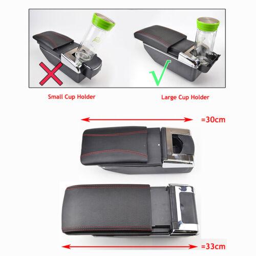 Auto Mittelarmlehne Armlehne für Hyundai Elantra Touring i30 07-11 Kunstleder