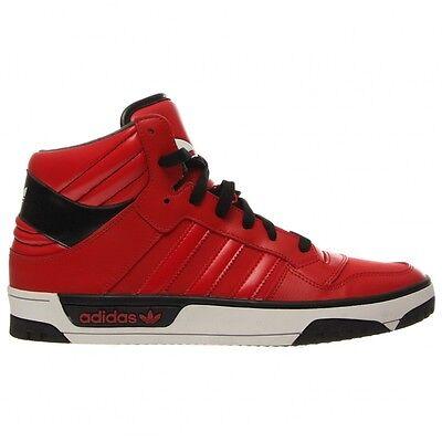 adidas Originals Post Player Vulc Herren Sneaker Retro blau