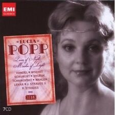 """LUCIA POPP """"ICON:LUCIA POPP"""" 7 CD NEUWARE"""