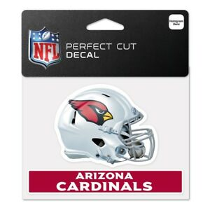 43941bbb Details about Arizona Cardinals Wincraft NFL Perfect Cut Helmet Decal FREE  SHIP!