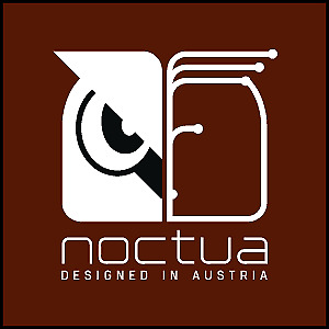 NOCTUA Designed in Austria