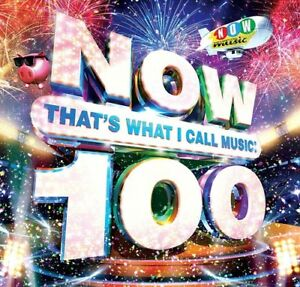 Various-Artists-Now-That-039-s-What-I-Call-Music-100-Various-New-CD-UK-Impor