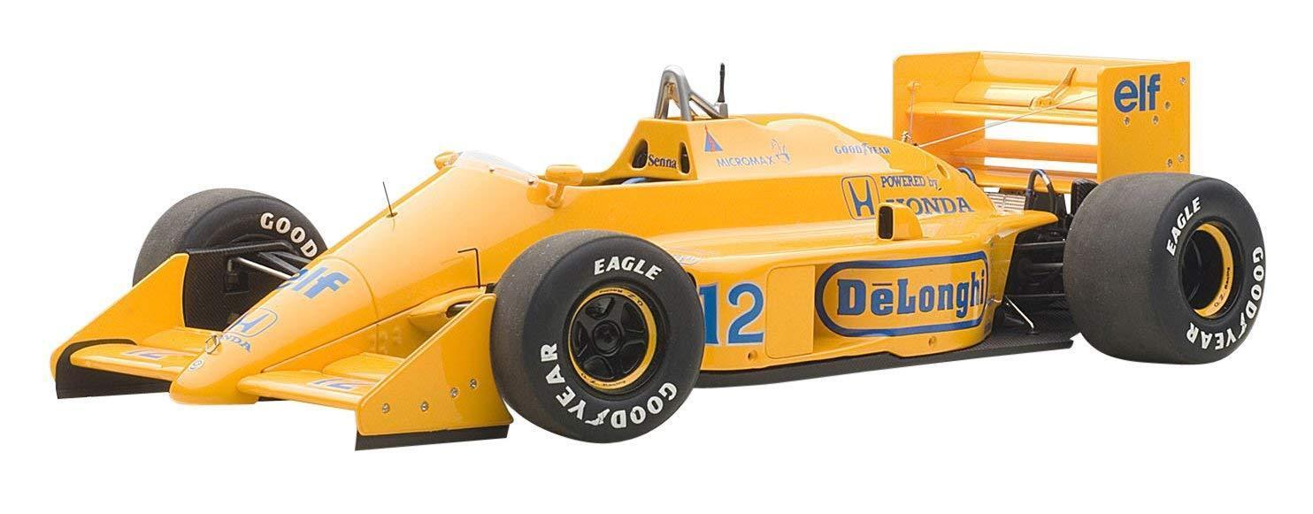 AUTOart 1 18 Lotus 99T Honda F1 Japanese GP 1987 A. Senna Composite 88728