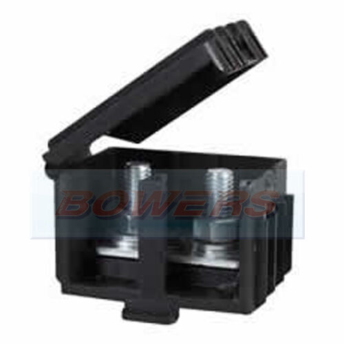 DURITE 0-466-50 STARTER CABLE CONNECTOR BLOCK FOR CABLES UP TO 25MM²