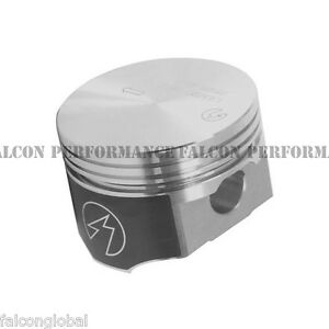 trw forged flat top pistons