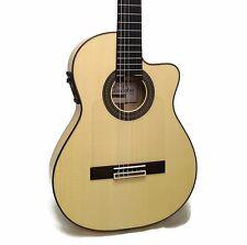 Cordoba 55FCE Espana Series Thinbody Nylon Flamenco Acoustic-Electric Guitar
