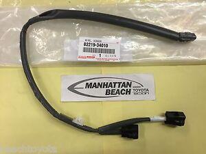 Genuine Toyota Knock Sensor Wire Harness 3 4l V6 4runner