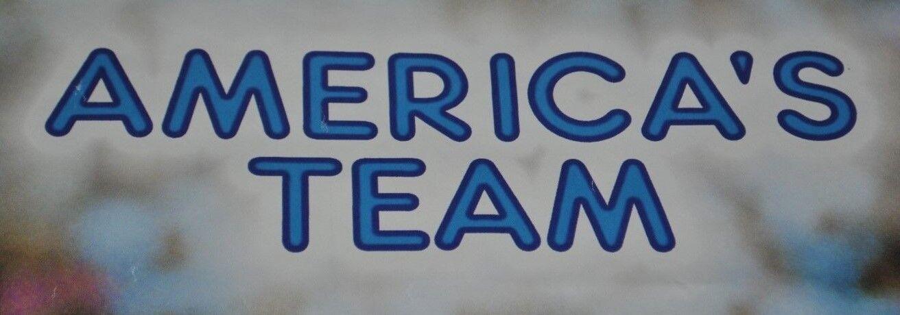 DAVID ROBINSON AMERICA'S TEAM USA USA USA BASKETBALL RARE POSTER + FREE SPURS SLU FIGURE 358a53