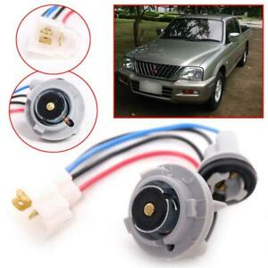 FRONT BUMPER INDICATOR LAMP WIRING HARNESS SOCKET FOR ...