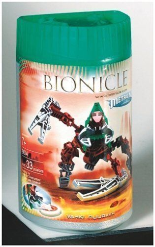 LEGO BIONICLE 8614 NEU Vahki Nuurakh OVP