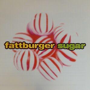 Fattburger-Sugar-CD-1998-Shanachie-Smooth-Jazz-Near-MINT
