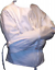 Halloween costume straight jacket straitjacket size 3XL XXXL