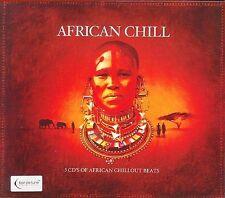 VARIOUS ARTISTS - AFRICAN CHILL [DYN/BAR DE LUNE] (NEW CD)