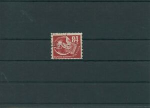 Germany-GDR-DDR-R-d-a-Vintage-1950-Mi-260-Timbres-Used-Plus-Sh-Boutique