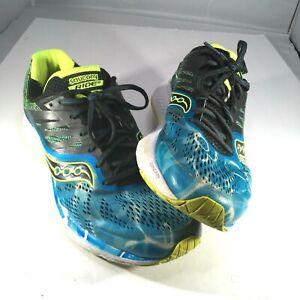saucony ride hombre zapatos