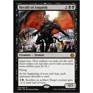 Herald of Anguish Aether Revolt NM//M