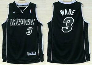 new style 95233 bca94 New season Men's Miami Heat #3 Dwyane Wade Basketball jersey ...