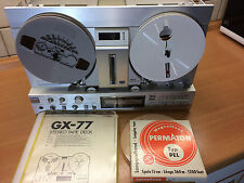 Akai GX 77 Tonbandgerät Bandmaschine