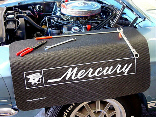 Fender Gripper Mercury Logo Protector