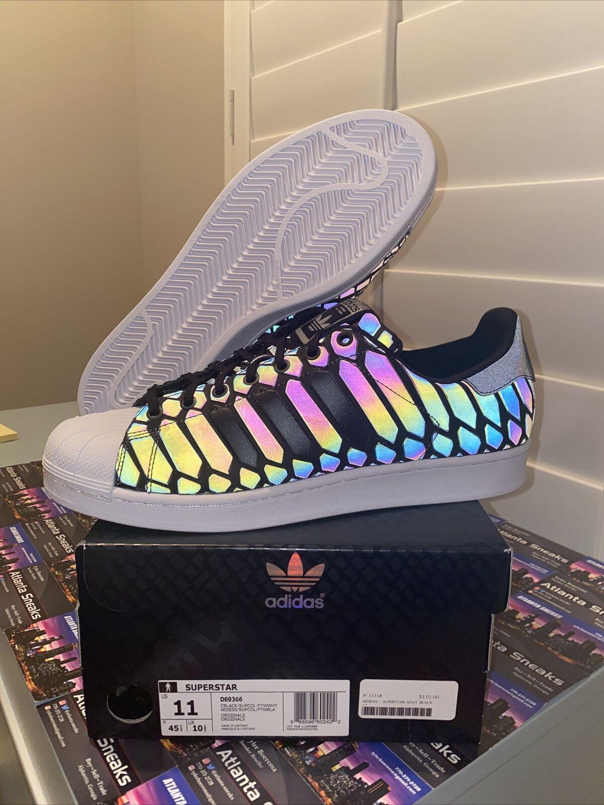 Size 11 - adidas Superstar Xeno 2015 - D69366 for sale online   eBay