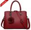 Women-Lady-Leather-Handbag-Tote-Purse-Messenger-Cross-Body-Shoulder-Bag-Satchel thumbnail 22