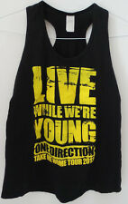 One Direction 1D 2013 Take me Home Live While We're Young Jr Med Tour T-shirt