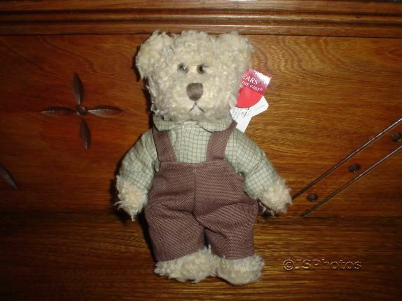 Russ Bears from Past Collection Heartland Bear Retirosso
