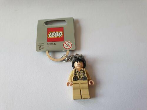 Lego ® Porte Clé Minifig Soldat Indiana Jones NOUVEAU /& NEUF dans sa boîte 852147 Key Chain