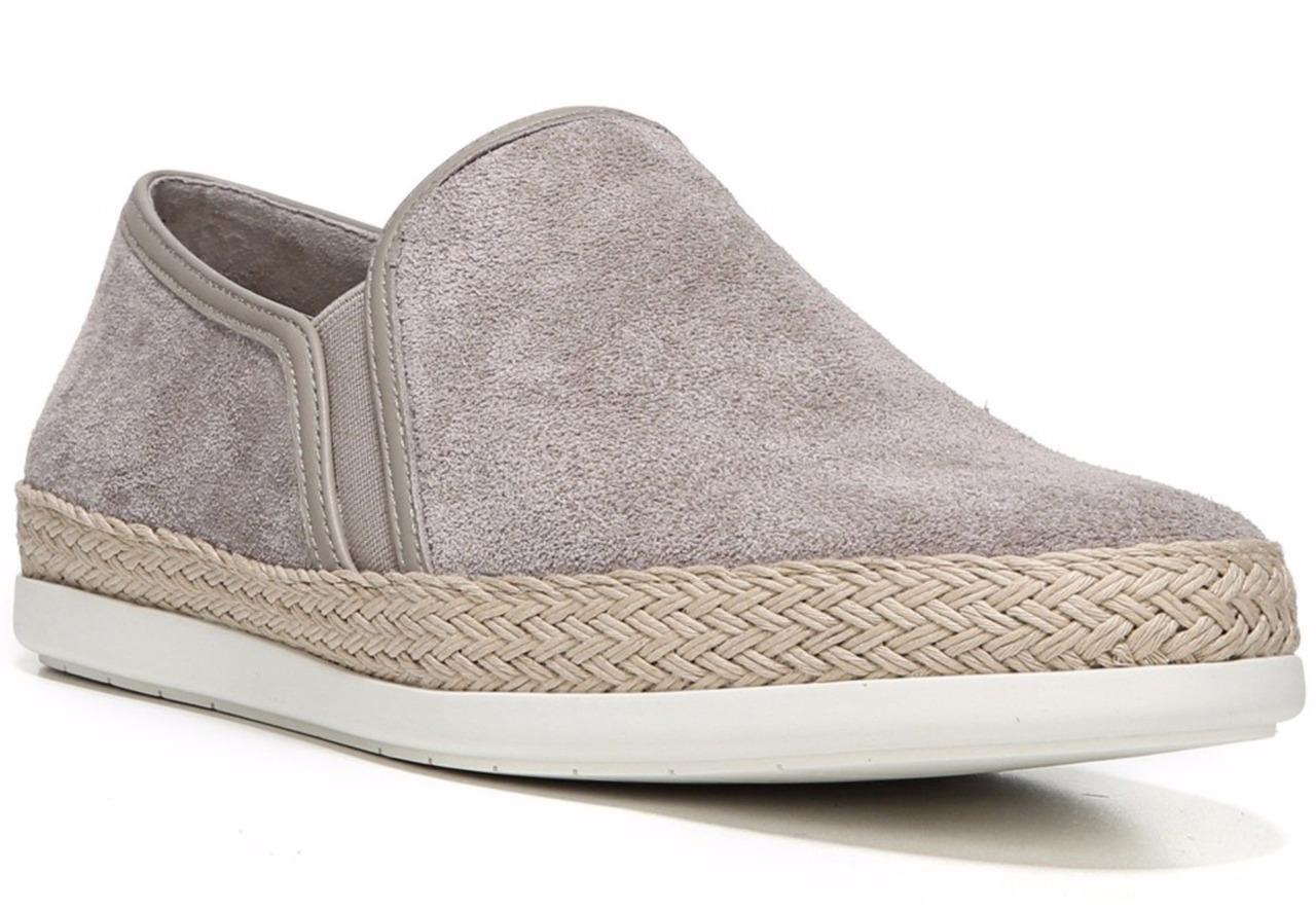 New in in in Box -  225 Vince. Acker Light Woodsmoke Slip-On Suede Sneaker Size 9.5 b117a3