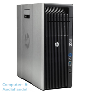 HP-Z620-Workstation-2x-Xeon-E5-2620-6x-2-0GHz-12-GB-160GB-SSD-qnvs300-ROM-Win7