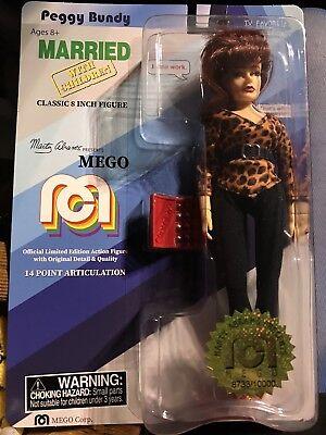 2018 Mego TV Favorites Married With Children Peggy Bundy Figure #//10000 Target