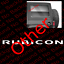RUBICON Car//Bumper Window//Die Cut Decal Sticker  JEEP WRANGLER Unlimited JW012