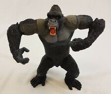 """Chap Mei King Kong Type Gorilla 9"""" Action Figures Articulated lever jungle king"""