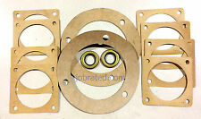 M715 1-1/4 ton 4x4 1965-69 WINCH BRADEN LU4 Gasket and seals set JeepTruck
