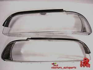 BMW-E39-09-2000-2004-HEADLIGHT-LENS-LEFT-and-RIGHT-FACELIFT-NEW